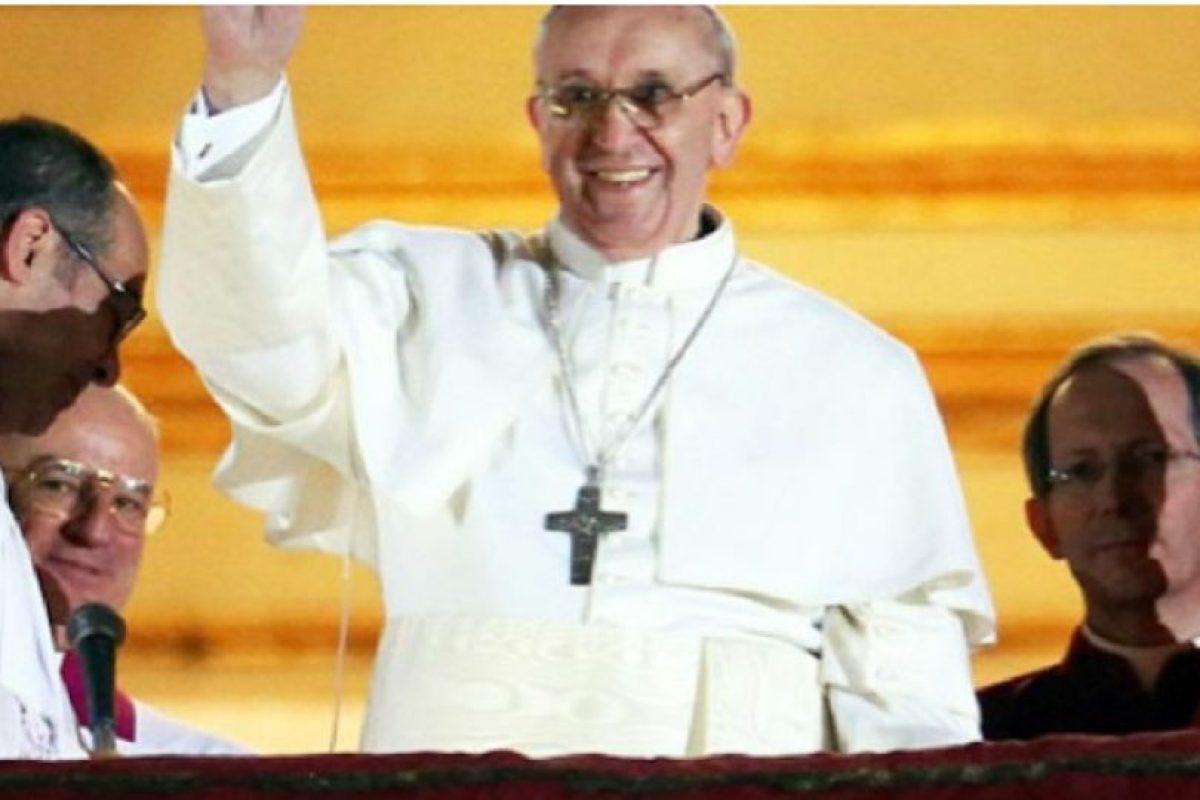 Foto:Elección de nuevo Papa Francisco. Imagen Por: