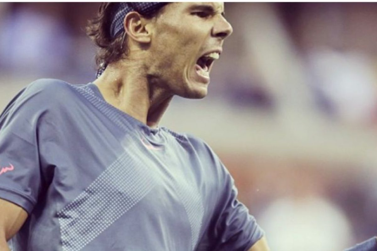 Foto:El tenista Rafael Nadal gana el abierto de Estados Unidos. Imagen Por:
