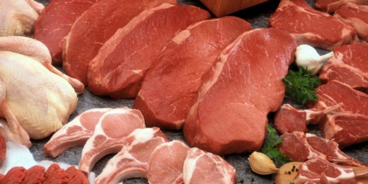 Diciembre es el mes con mayor consumo de carne del año