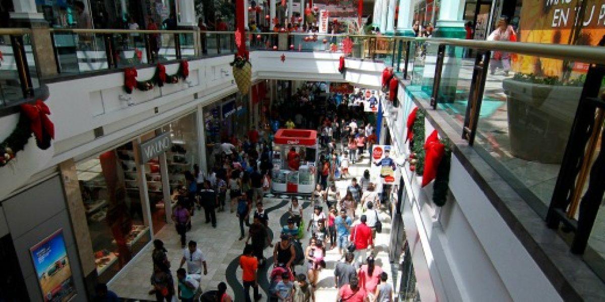 CCS: entre 7% y 8% crecerían ventas del comercio por Navidad