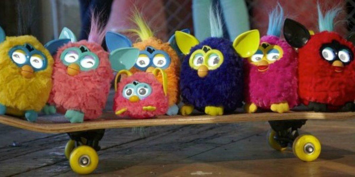 ¿Qué tiene el Furby que causa tanto furor?