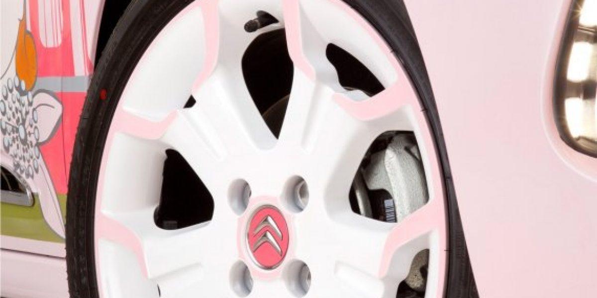 Benefit y Citroën se unen para crear un auto para las mujeres