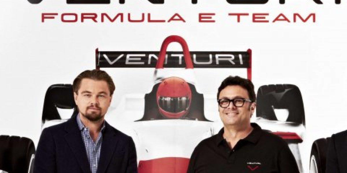 Leonardo DiCaprio dueño de una escudería de Fórmula E