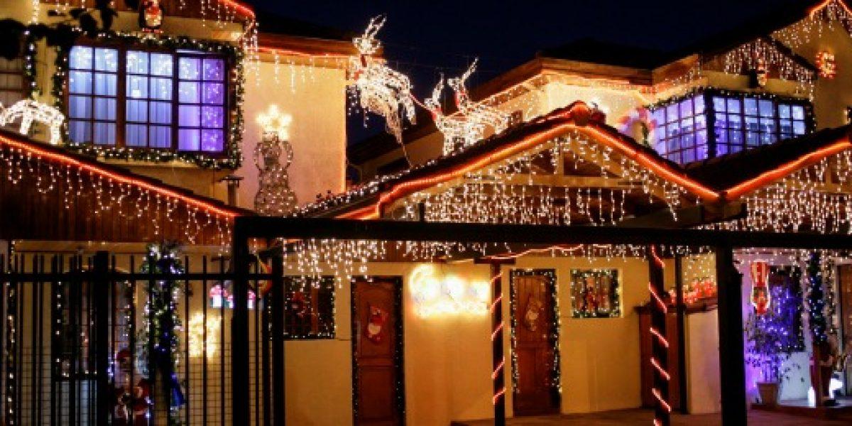 Opciones para no gastar tanto en luz esta Navidad