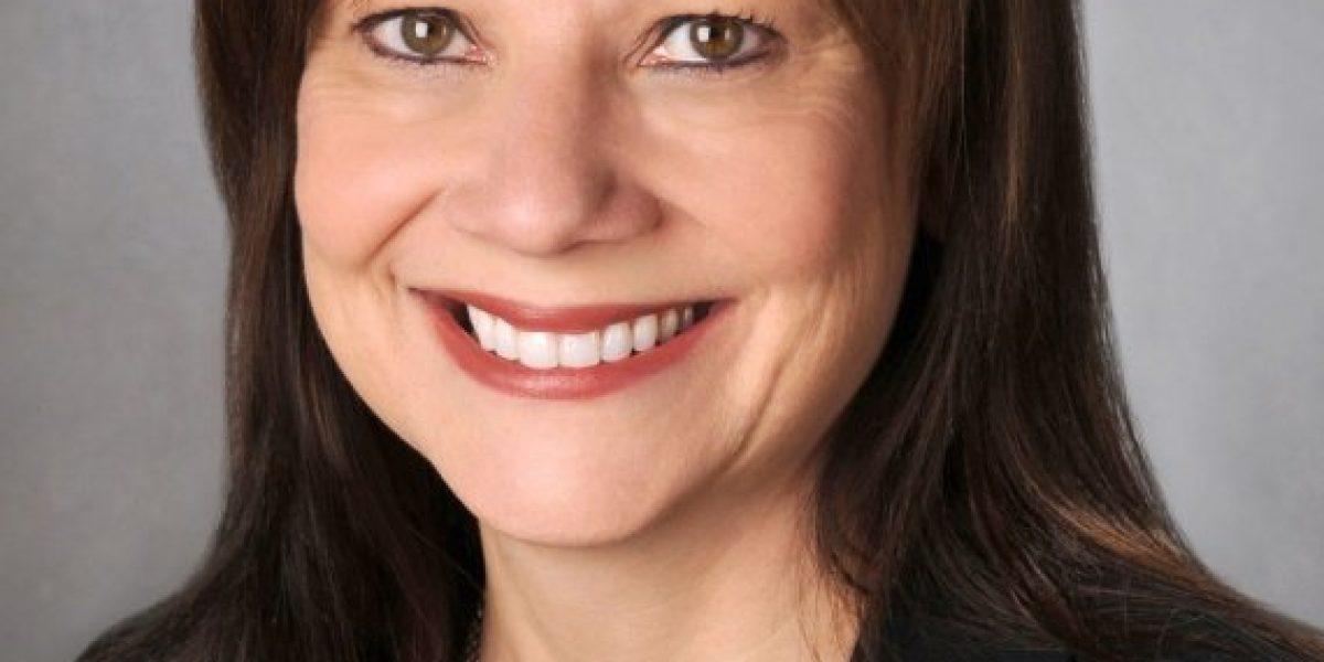 Por primera vez una mujer a la cabeza de General Motors