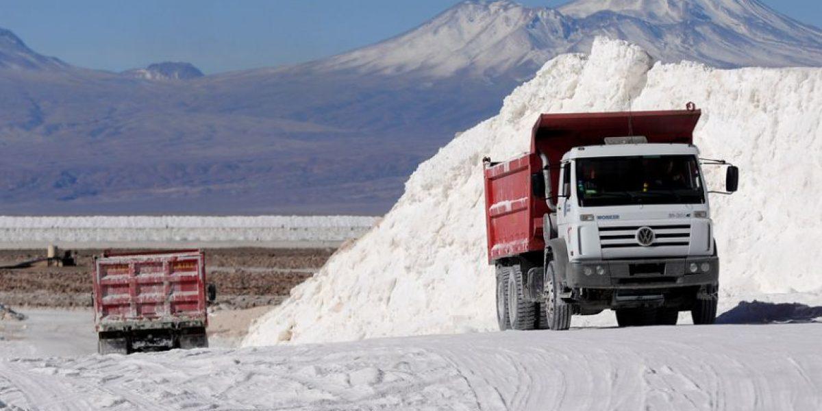 Diputados acuerdan sesión especial para debatir sobre explotación de litio en Atacama