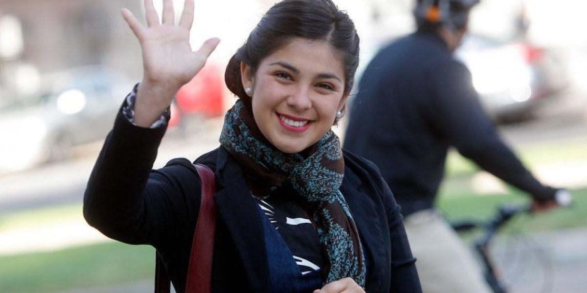 Karol Cariola confiesa inicio de relación con reconocido periodista