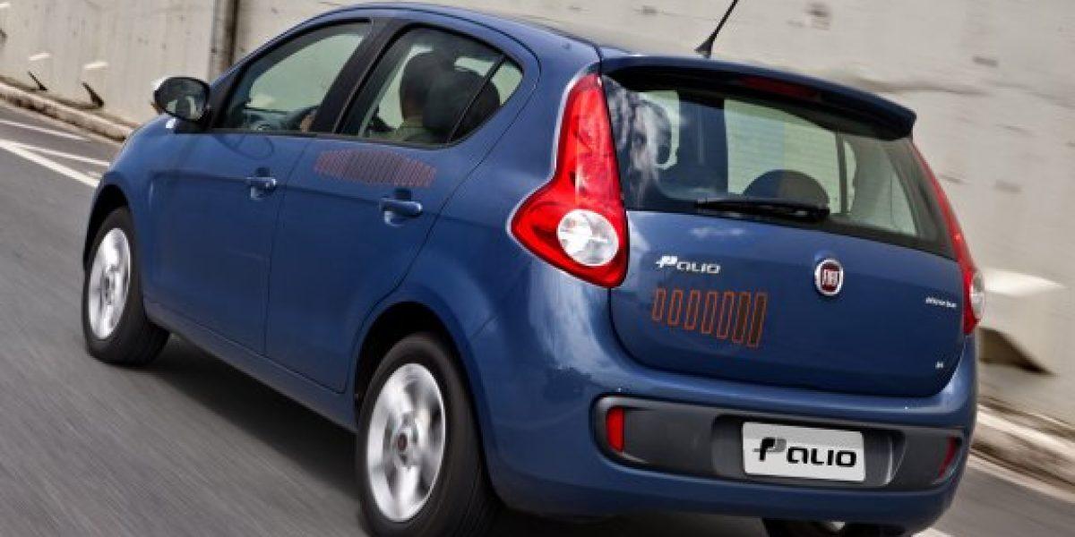 El nuevo Fiat Palio ya está en Chile