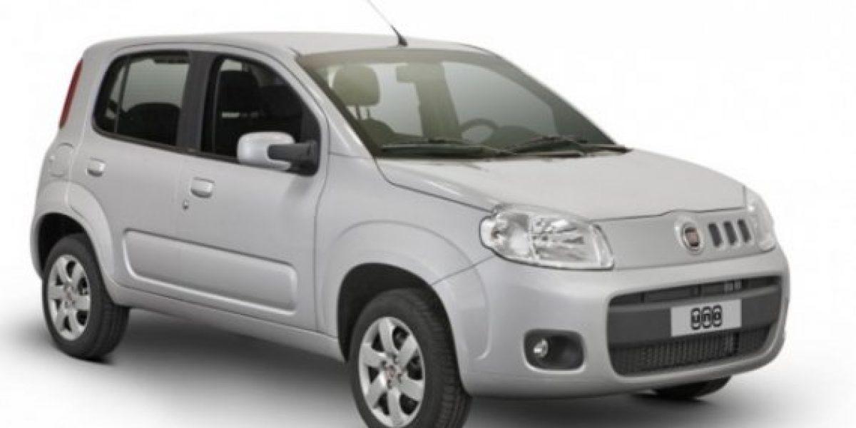 Llega a Chile el nuevo Fiat Uno