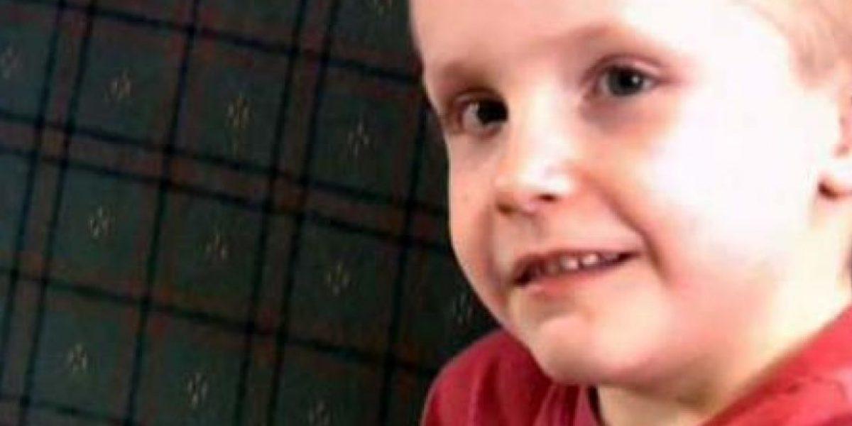 Este niño de seis años besó a una compañera y es acusado de