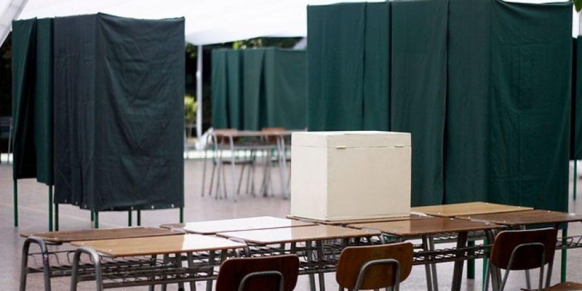 FOTOS: Realizan positivo balance de ocupación en recintos de votación por parte de militares