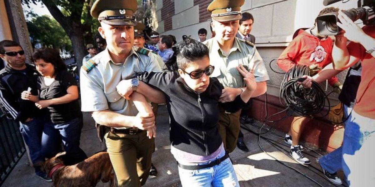 Detienen a cuatro personas por agredir y escupir a  Pablo Longueira