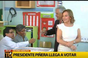 Foto:Captura Canal13. Imagen Por: