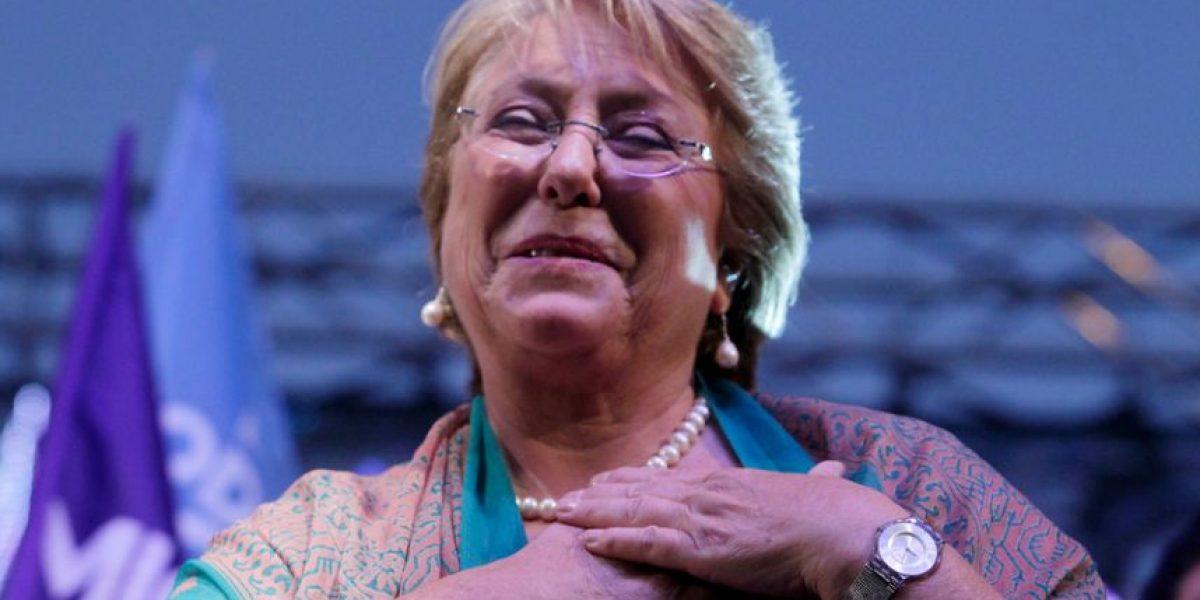 Galería: 10 fotos de la celebración de Michelle Bachelet