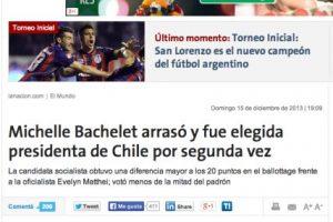 La Nación (Argentina). Imagen Por: