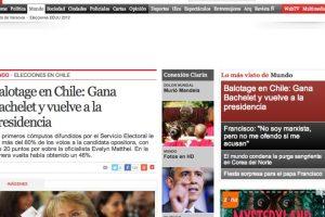 El Clarín (Argentina). Imagen Por: