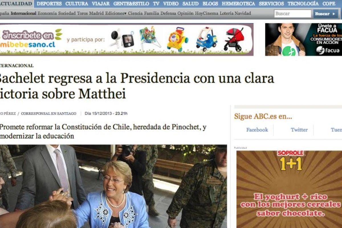 ABC (España). Imagen Por: