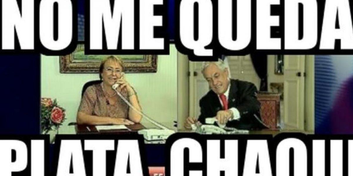 [GALERÍA] Los infaltables memes tras la llamada de Piñera a Bachelet