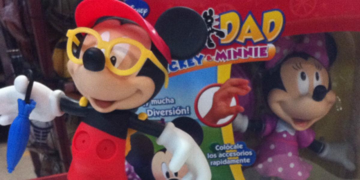 Outlet promete ofertones en precios de juguetes para esta Navidad