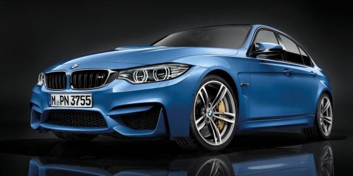 Los nuevos BMW M3 y M4 ya fueron presentados