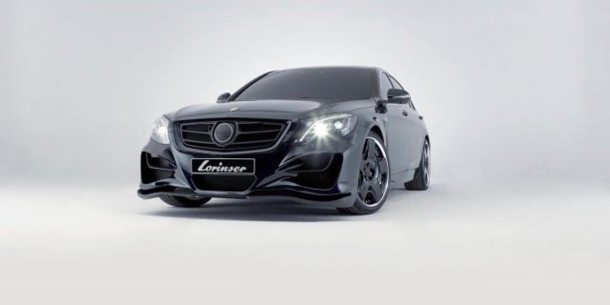 El espectacular Lorinser Mercedes-Benz Clase S