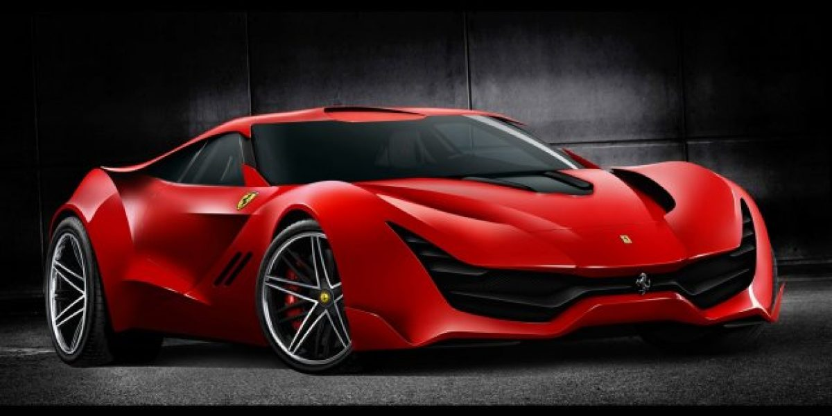 CascoRosso: El nuevo deportivo de Ferrari