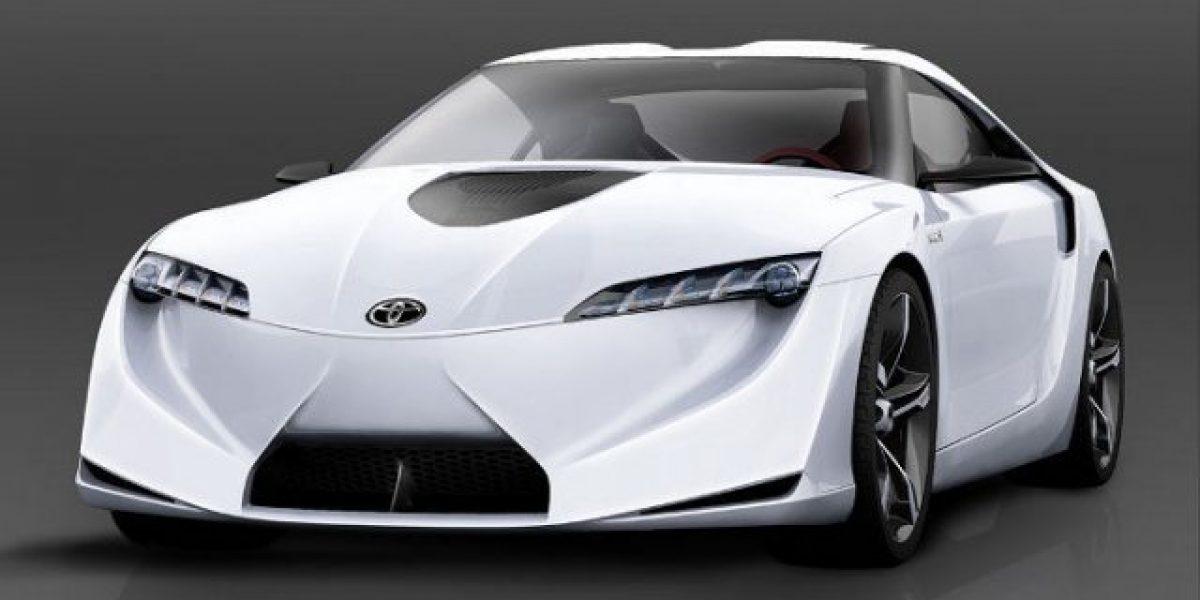 El sucesor del Toyota Supra estaría en Detroit