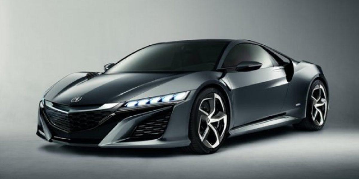 El Nuevo Honda Acura NSX aparecerá en Gran Turismo 6
