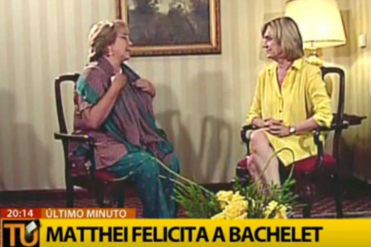 Foto:Captura de Canal 13. Imagen Por: