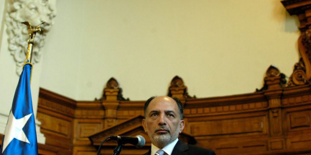 Sergio Muñoz es el nuevo presidente de la Corte Suprema