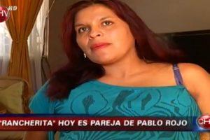 Miriam Peña es la mujer que provocó los celos de Hernández que provocaron el ataque contra sus propios hijos. La mujer ahora rompió el silencio en exclusiva con CHV Foto:Captura CHV. Imagen Por: