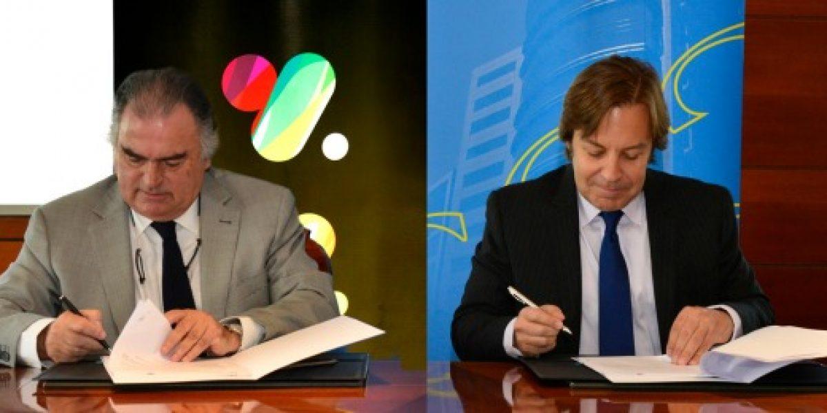 Firman acuerdo para apoyar a Pymes con publicidad en TV paga