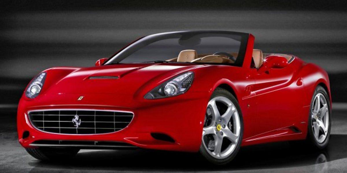 El renovado Ferrari California será presentado en Ginebra