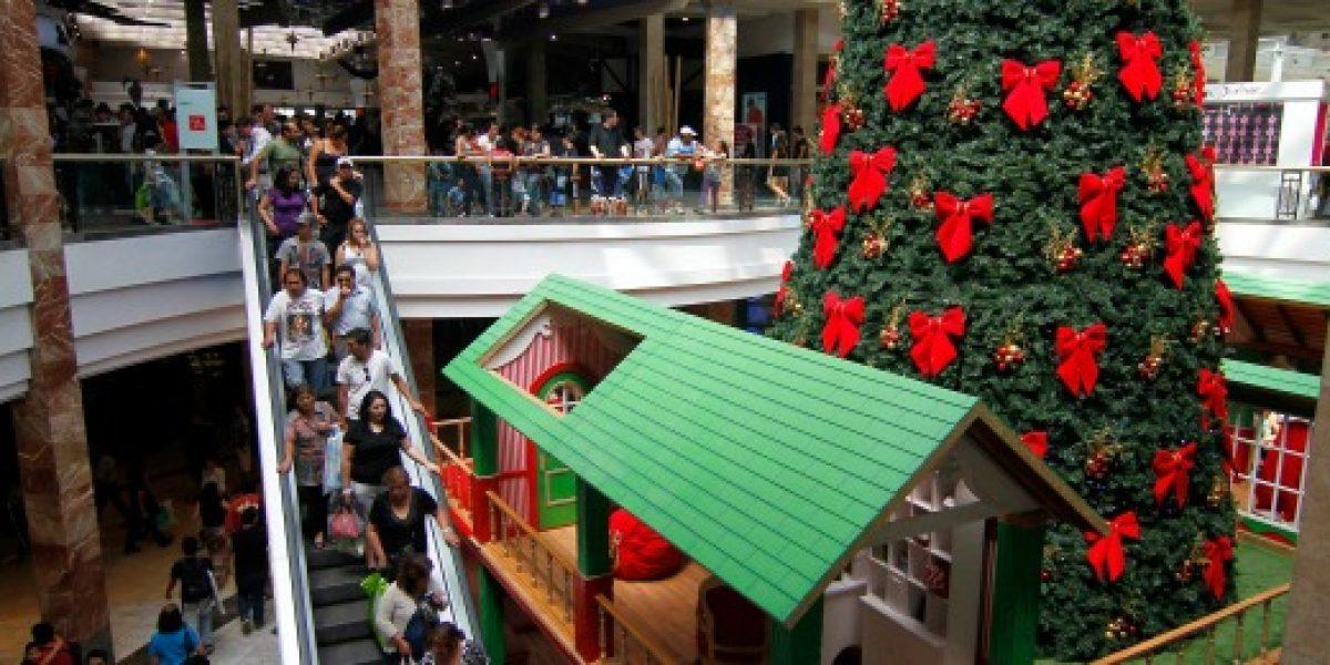 Atención: revisa los horarios de malls y supermercados en estas fiestas de fin de año