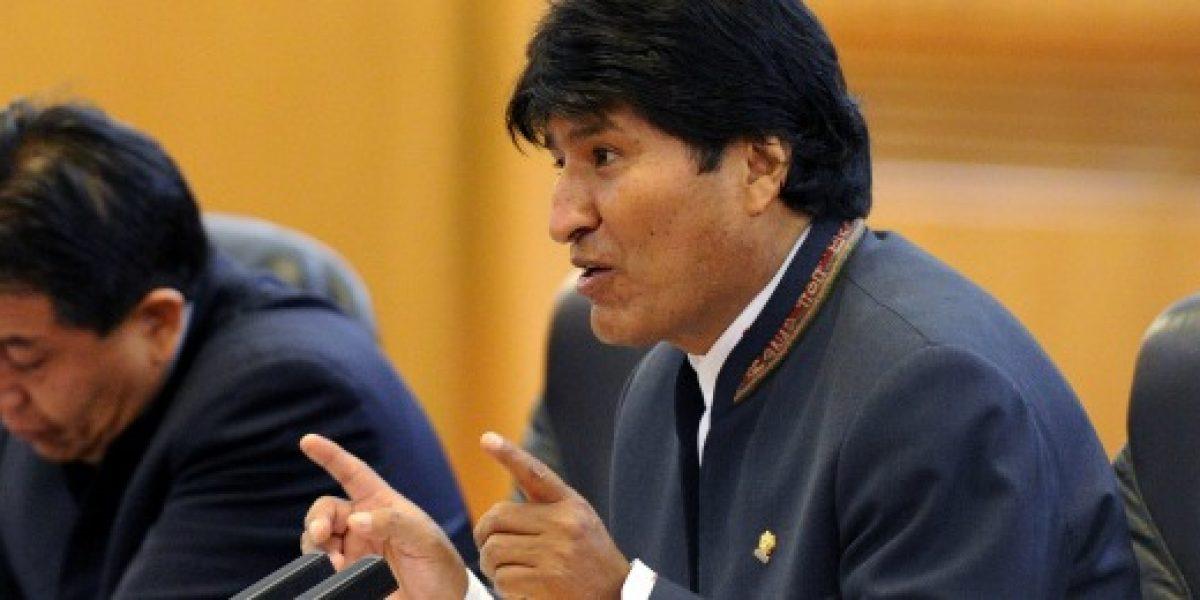 Evo Morales pide no eliminar el trabajo infantil porque crea