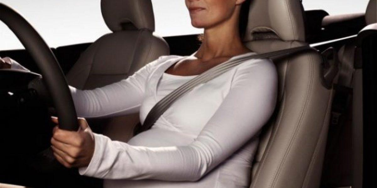 Consejos de conducción para las mujeres embarazadas