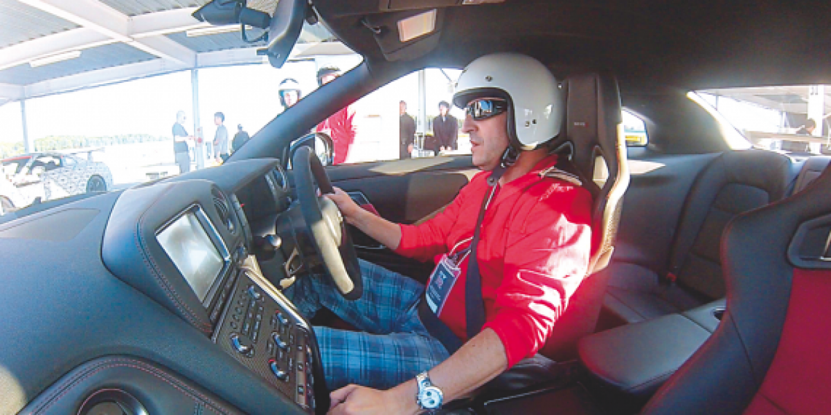 Probamos al Nissan GT-R Nismo