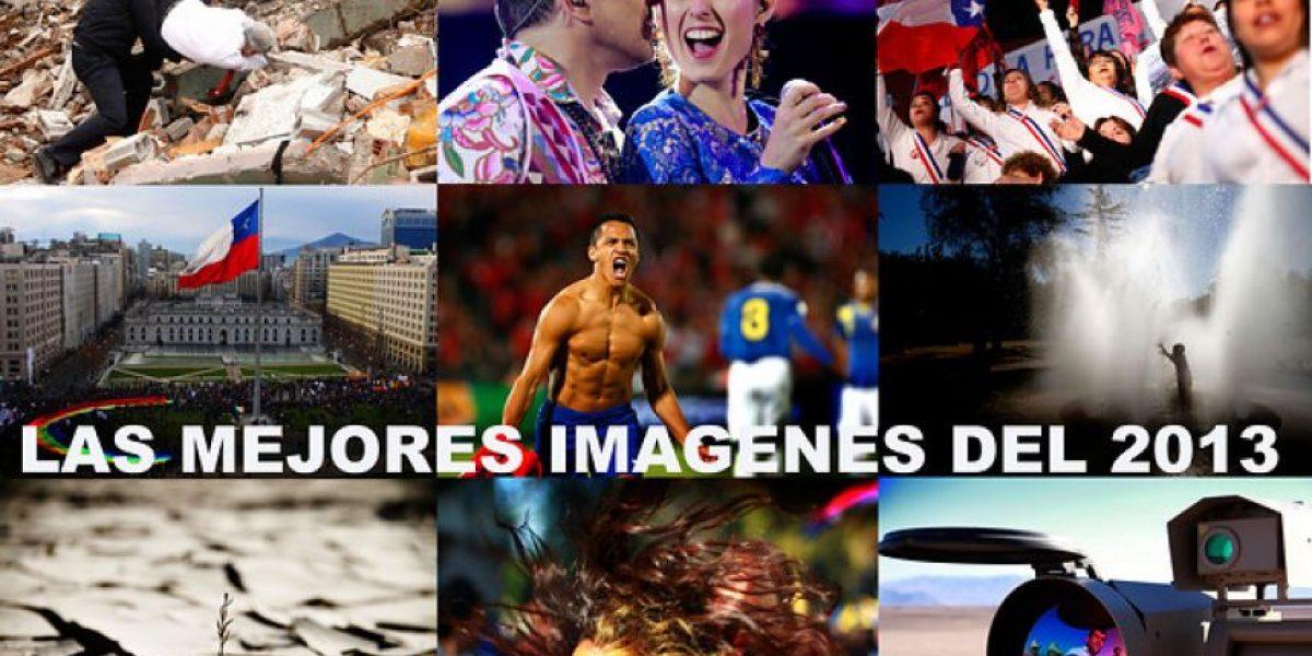 Recuento de las mejores imágenes del 2013, según Agencia Uno
