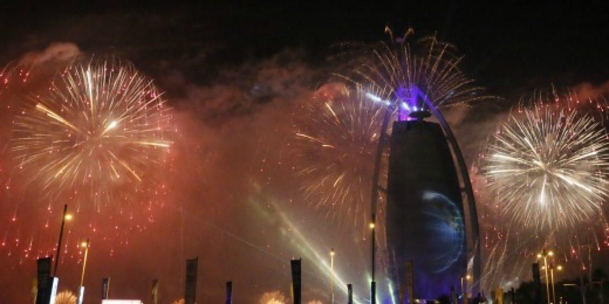 Dubái sigue sorprendiendo: ahora promete los fuegos artificiales más grandes del mundo