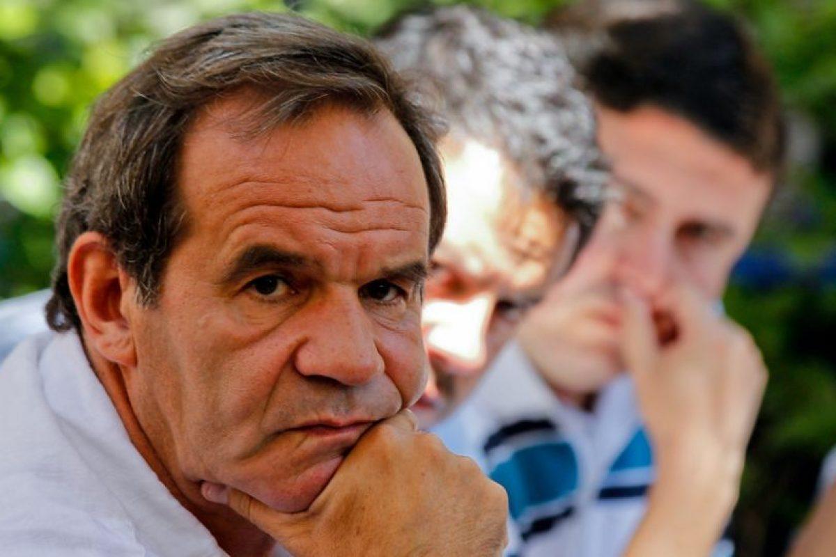 Andrés Allamand es el preferido de Larraín para reemplazarlo a la cabeza del partido y una de las razones para que Piñera no quiera volver. Imagen Por: