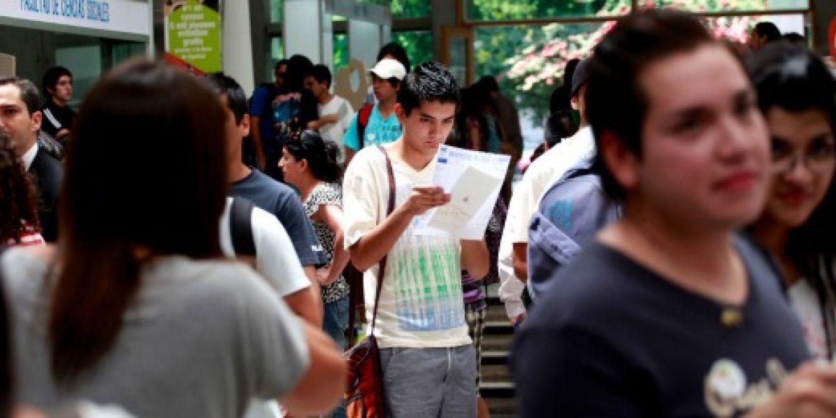 Sernac: denuncias contra instituciones de educación superior crecen 15,5% en 2013