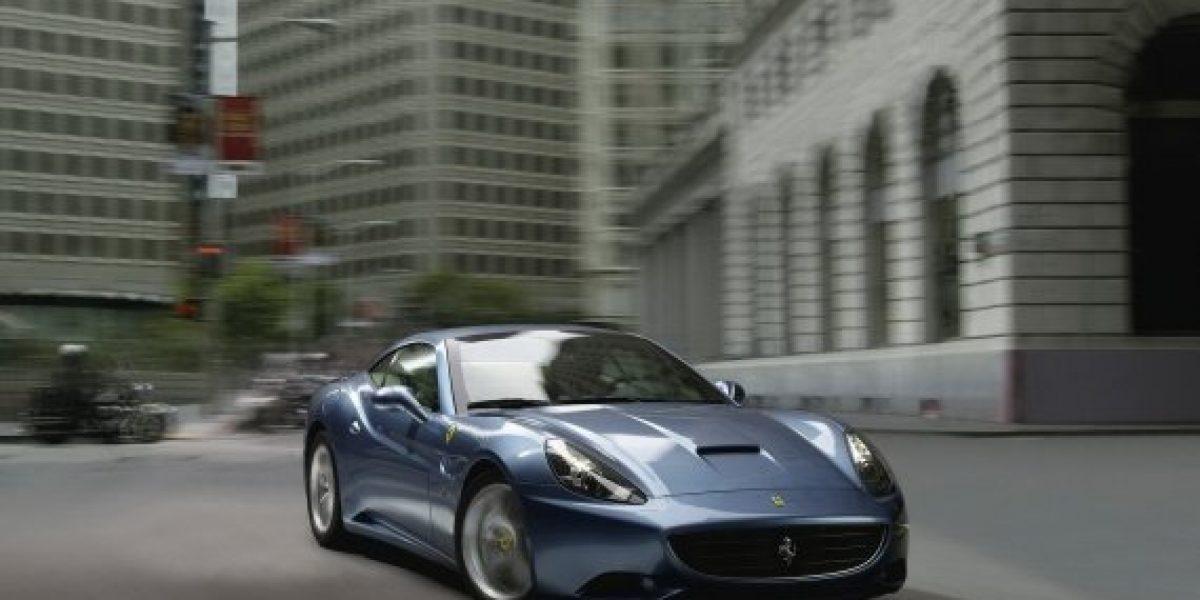 Ferrari presentaría a su nuevo California en otoño