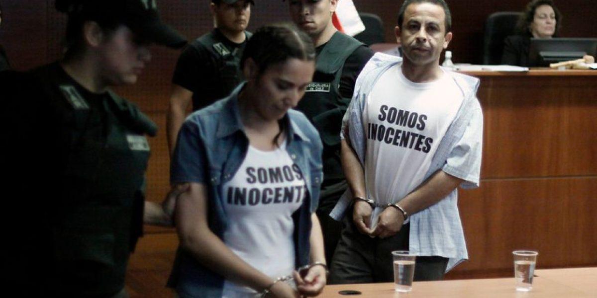 [FOTOS] Condenados por caso