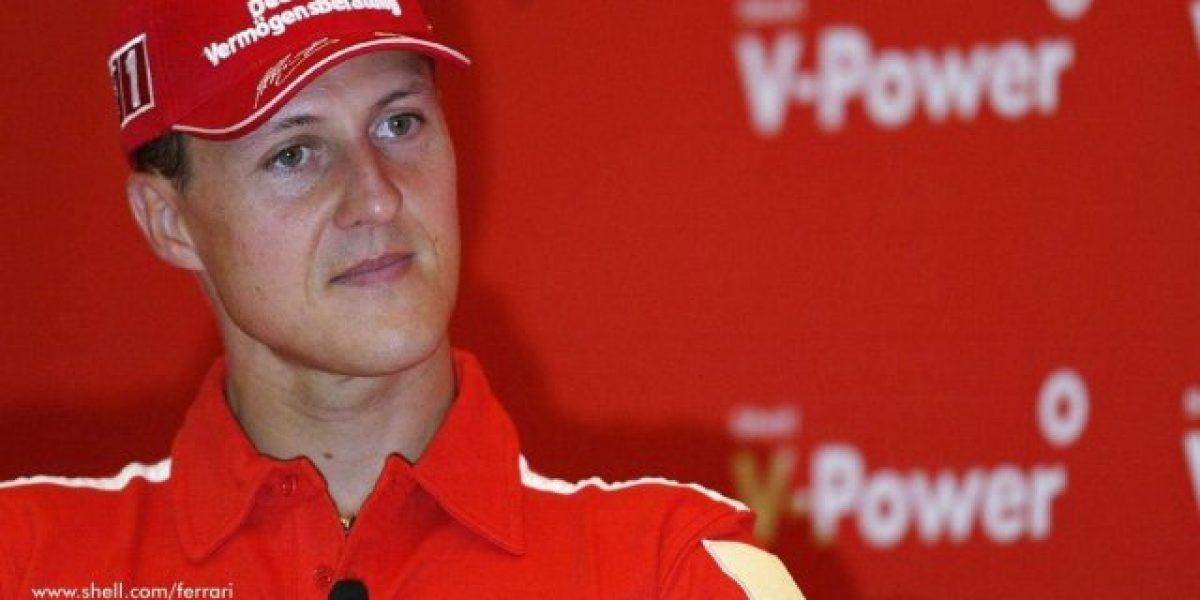 Schumacher se encuentra en situación crítica de acuerdo al último parte médico