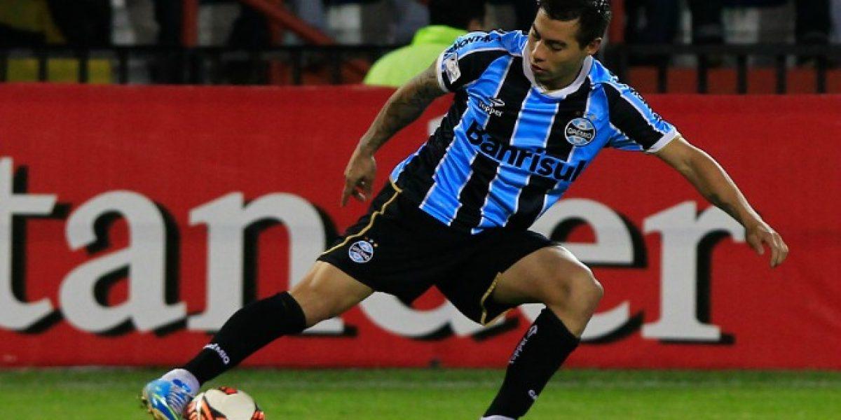 Cada vez más cerca: Eduardo Vargas podría llegar a Sao Paulo