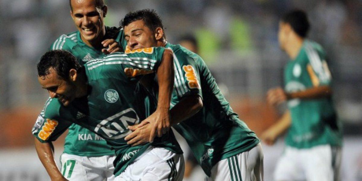 Palmeiras estaría cerca de fichar a un nuevo delantero