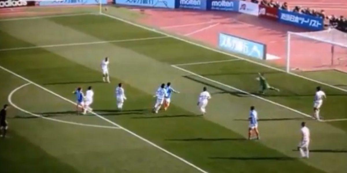 Video: ¡No fue en la Premier! Este es el primer gol del 2014