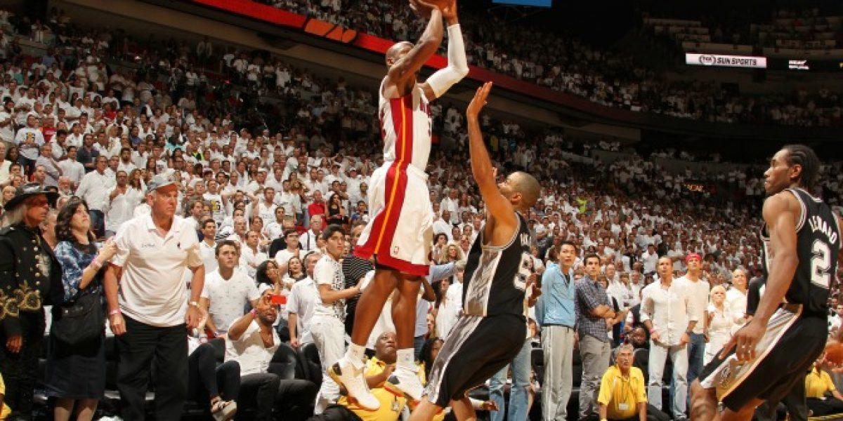 ¡Increíble! La NBA escogió las mejores jugadas del 2013