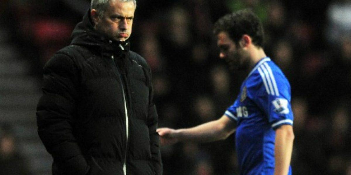Chelsea: Mourinho le abre la puerta de salida a Mata y Essien