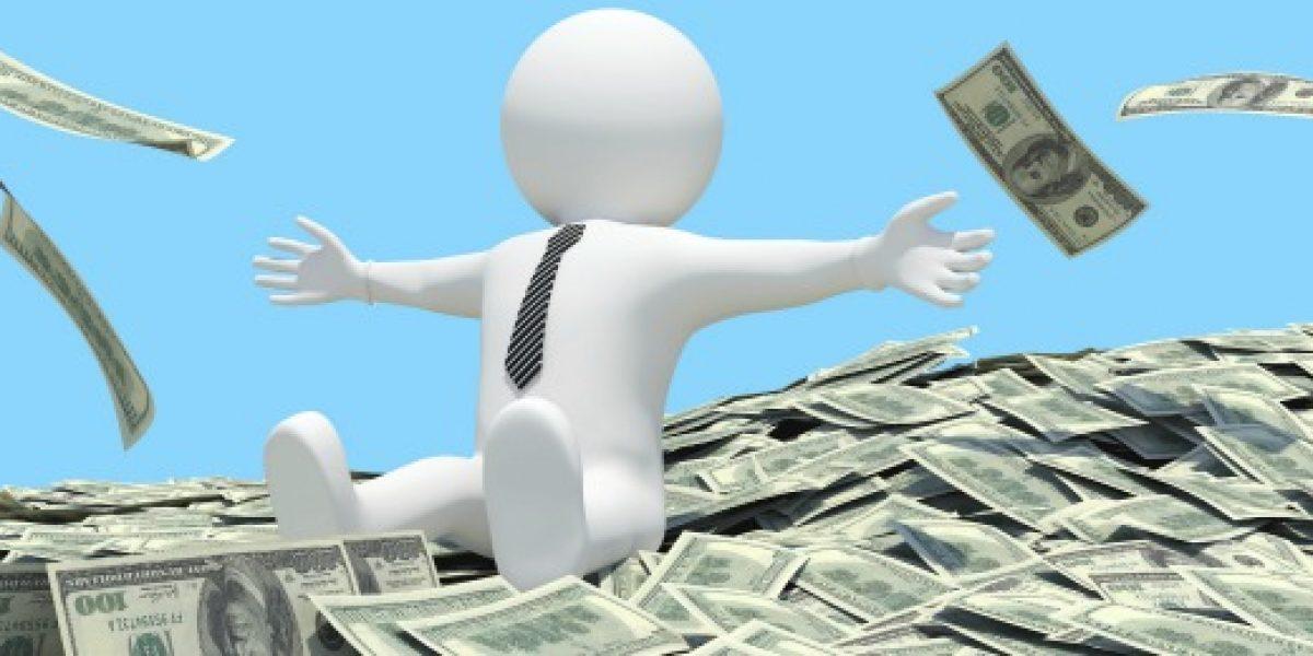 Mucho dinero: los 300 más ricos del mundo añadieron US$524.000 millones a sus fortunas en 2013